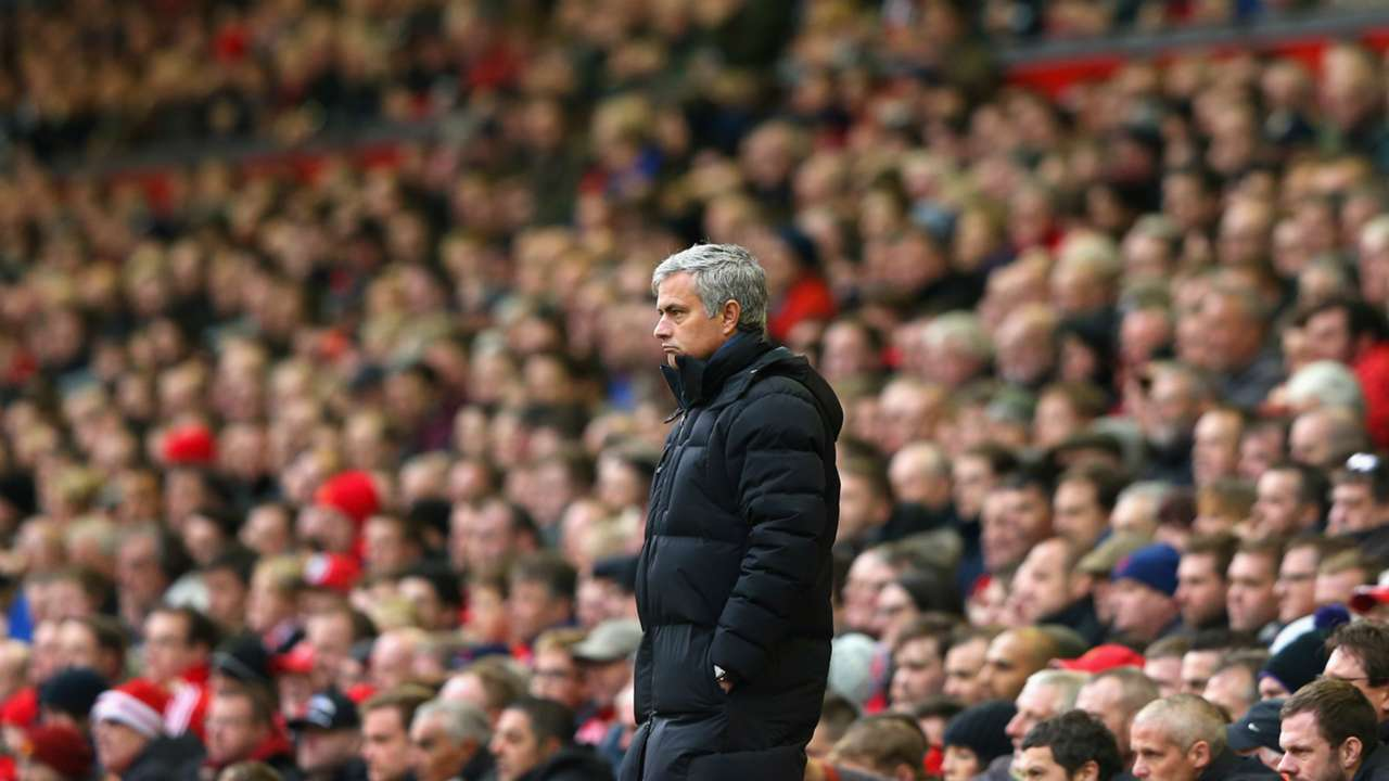 Jose Mourinho vs Liverpool