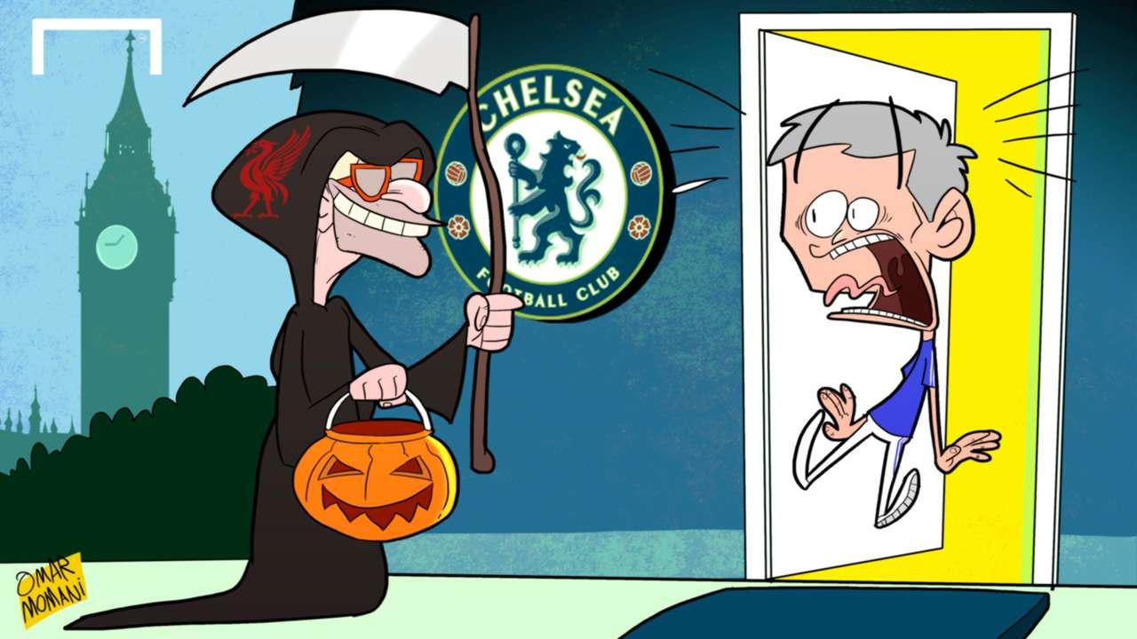 Cartoon October 31