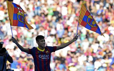 Neymar JR - FC Barcelona