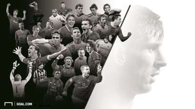 Lionel Messi Champions League Centurions Gallery