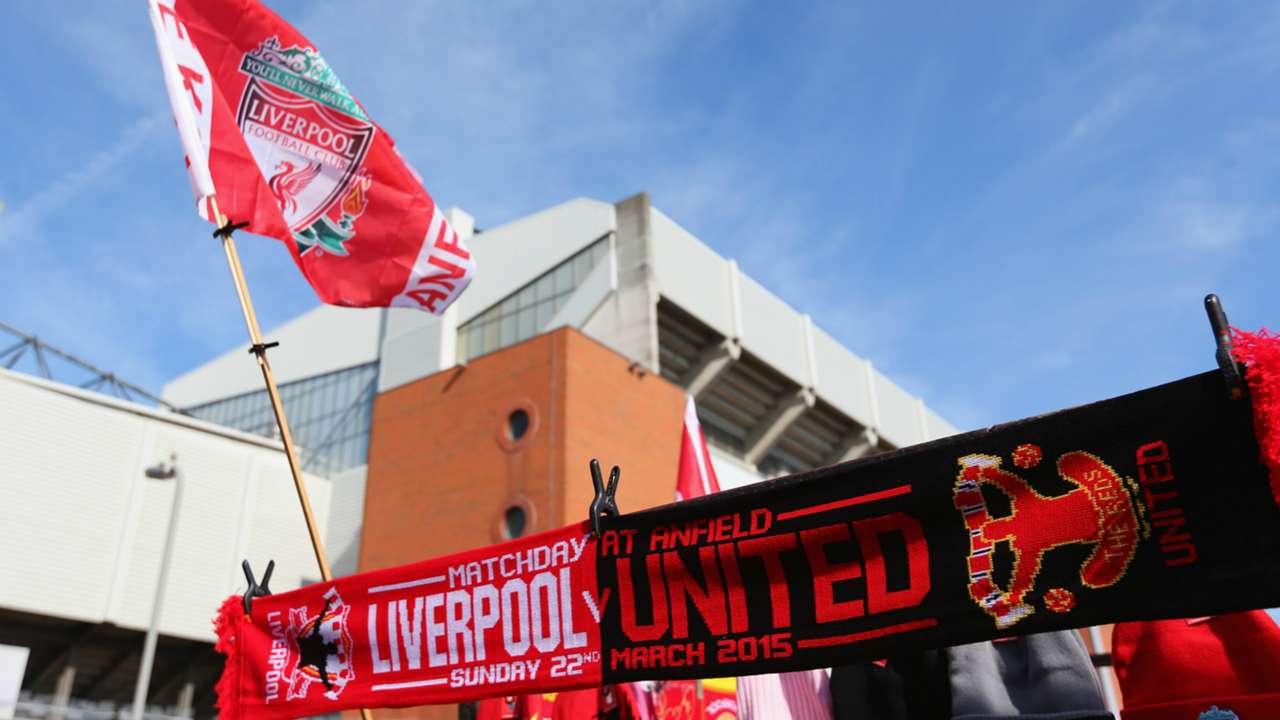 Liverpool Manchester United Premier League 220315