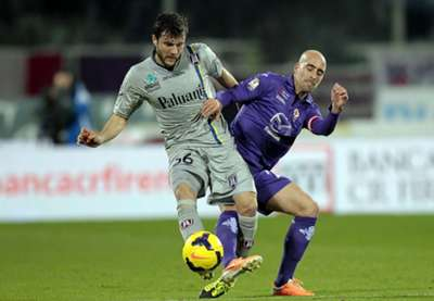 Perparim Hetemaj, Borja Valero, Chievo, Fiorentina, Italy Cup