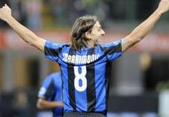 Zlatan Ibrahimovic Inter Serie A 2008-2009