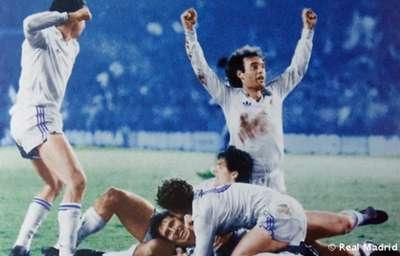 Remontada europea: Real Madrid-Borussia Mönchengladbach Copa UEFA 1985-86