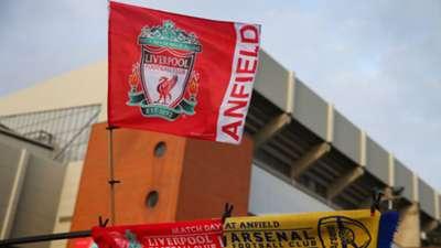 Anfield Premier League Liverpool v Arsenal 211214