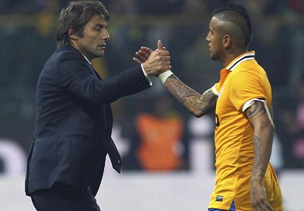 Conte Vidal Juventus