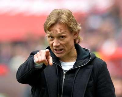 Former Spartak Moscow coach Valery Karpin
