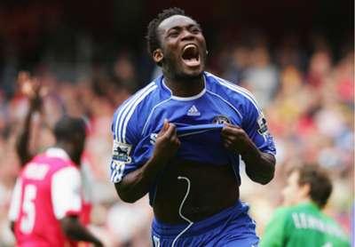 Michael Essien, Chelsea, Arsenal