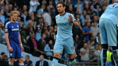 Frank Lampard Manchester City Premier League