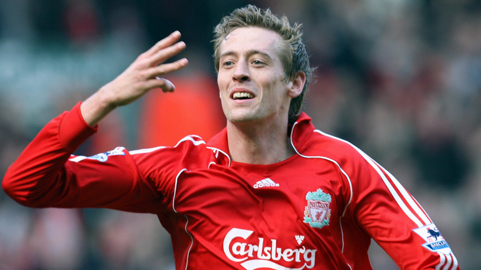 Even Voronin and Ngog were getting chances!' - Crouch admits he regrets leaving Liverpool | Goal.com