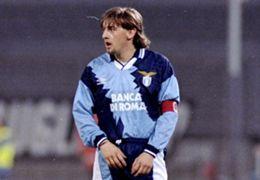 Giuseppe Signori Lazio 1995