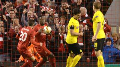 HDP Divock Origi Liverpool Borussia Dortmund Europa League 14042016