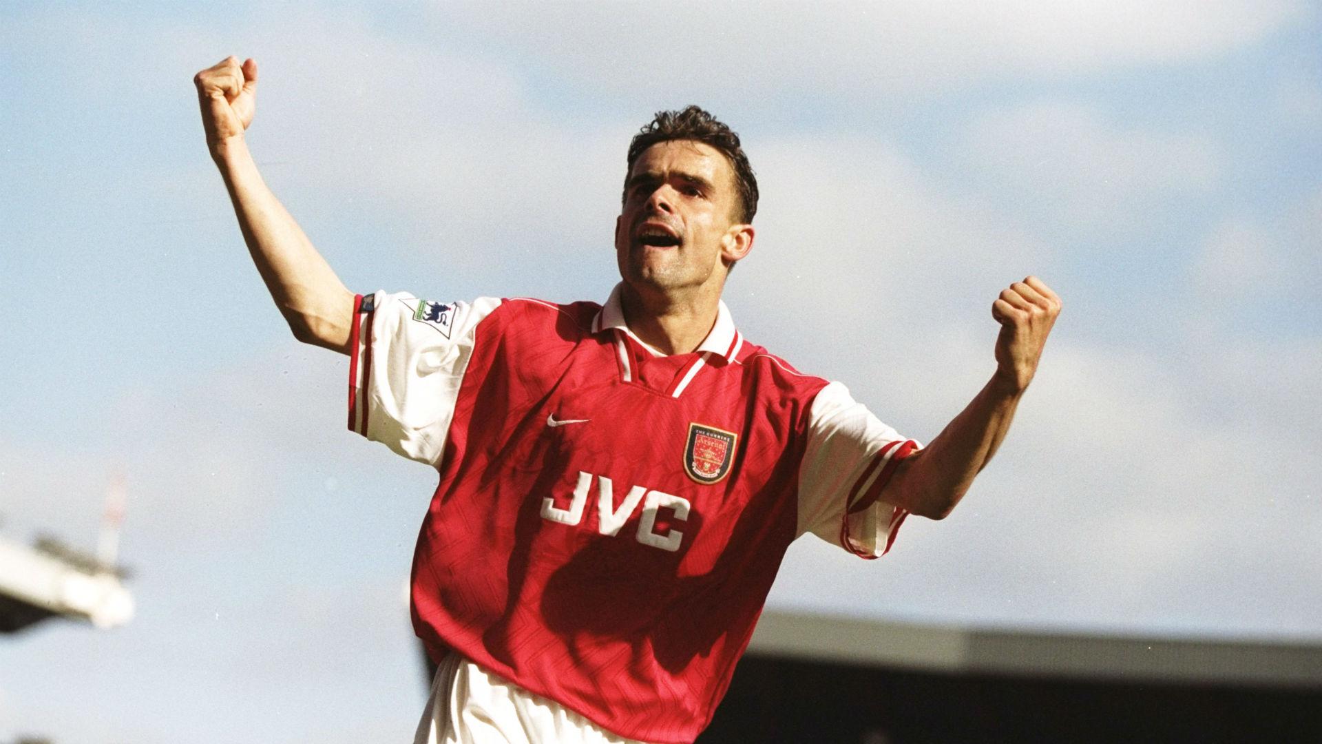 Marc Overmars Premier League Arsenal 2005