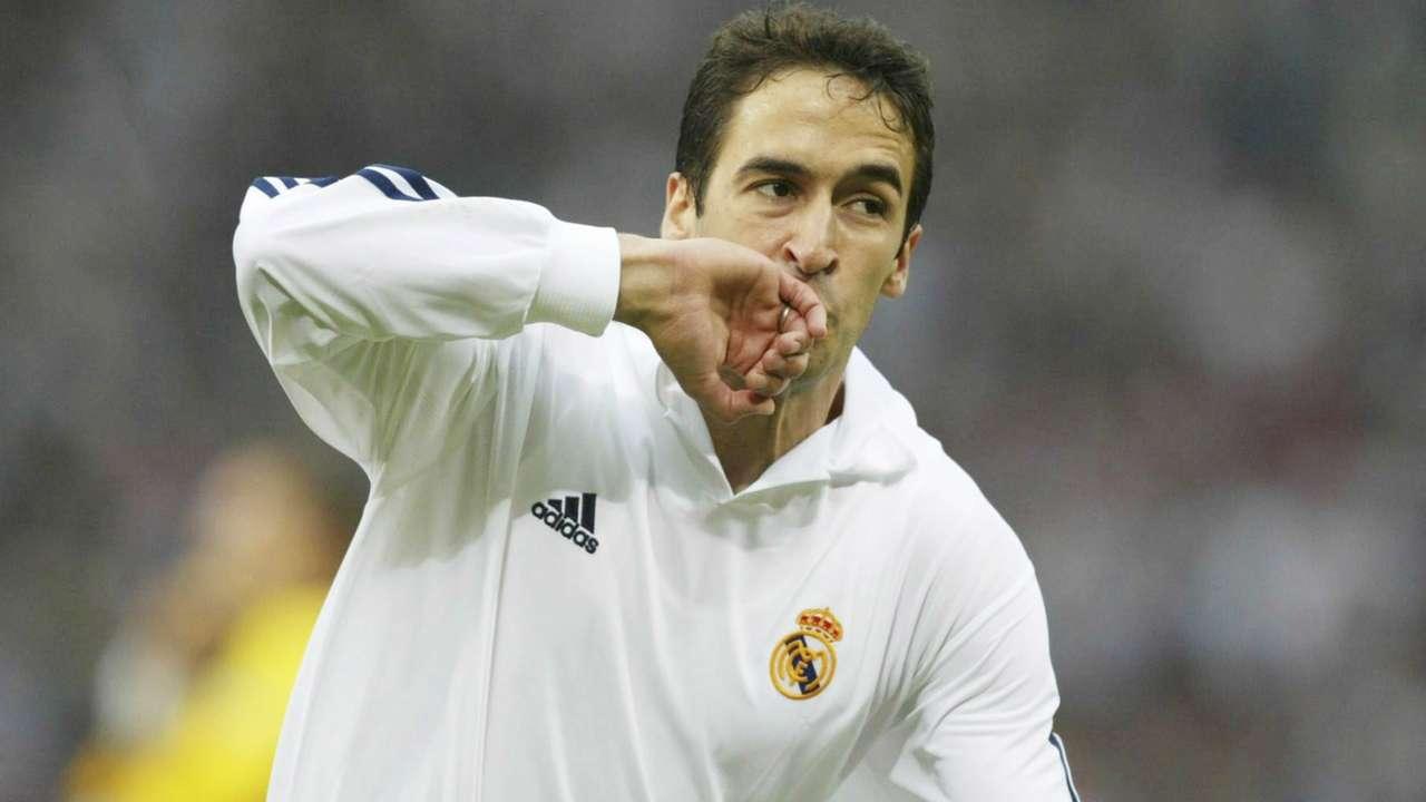La historia de Raúl González Blanco, en imágenes   Goal.com
