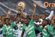 Nigeria celebrates Afcon title - Afcon 2013