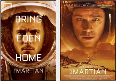 Football at the Oscars/Eden Hazard in The Martian