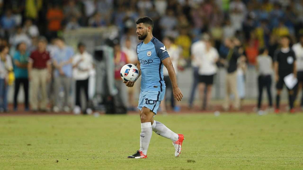Premier League Golden Boot candidates | Sergio Aguero