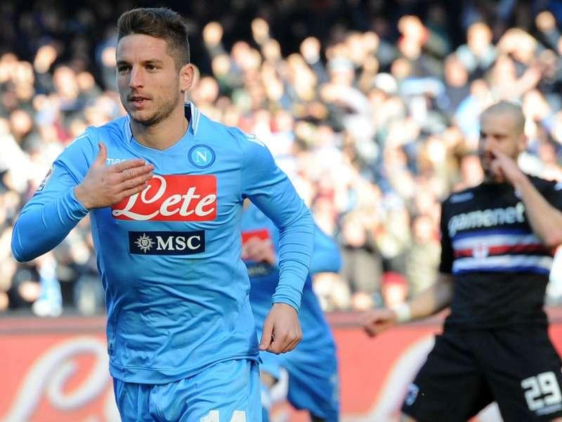 Napoli sampdoria betting preview nfl malta based betting companies in kenya