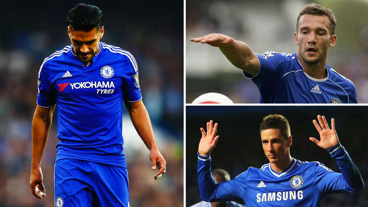 Chelsea's worst ever signings