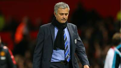 Jose Mourinho Chelsea Premier League 261014