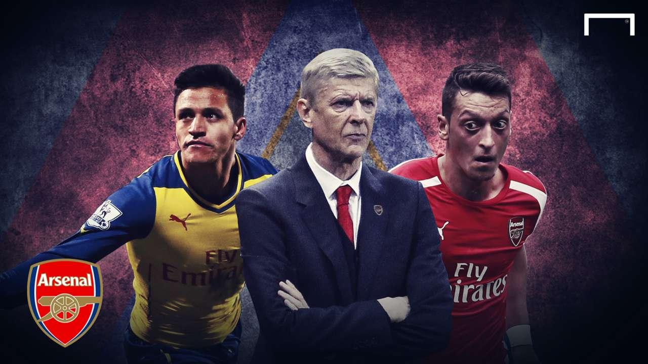 Arsenal pre-season gallery cover