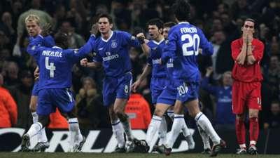 Chelsea 3-2 Liverpool AET 2005