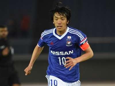 Shunsuke Nakamura - Yokohama F Marinos
