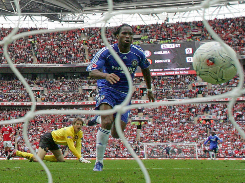 Afcon final failures dampen big-game mythos around FA Cup king Drogba
