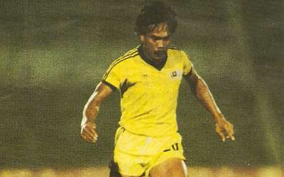 Mokhtar Dahari - Malaysia legend (2)