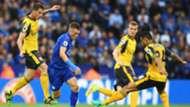Jamie Vardy Premier League Leicester v Arsenal 200816