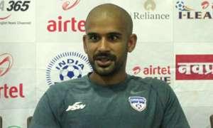 Pradhyum Reddy Dempo SC vs Bengaluru FC I-League