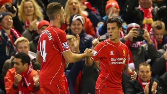 "Liverpool-Kapitän Jordan Henderson: ""Coutinhos Zeit in Liverpool ist vorbei"" | Goal.com"