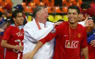 Alex Ferguson,Cristiano Ronaldo:Manchester United
