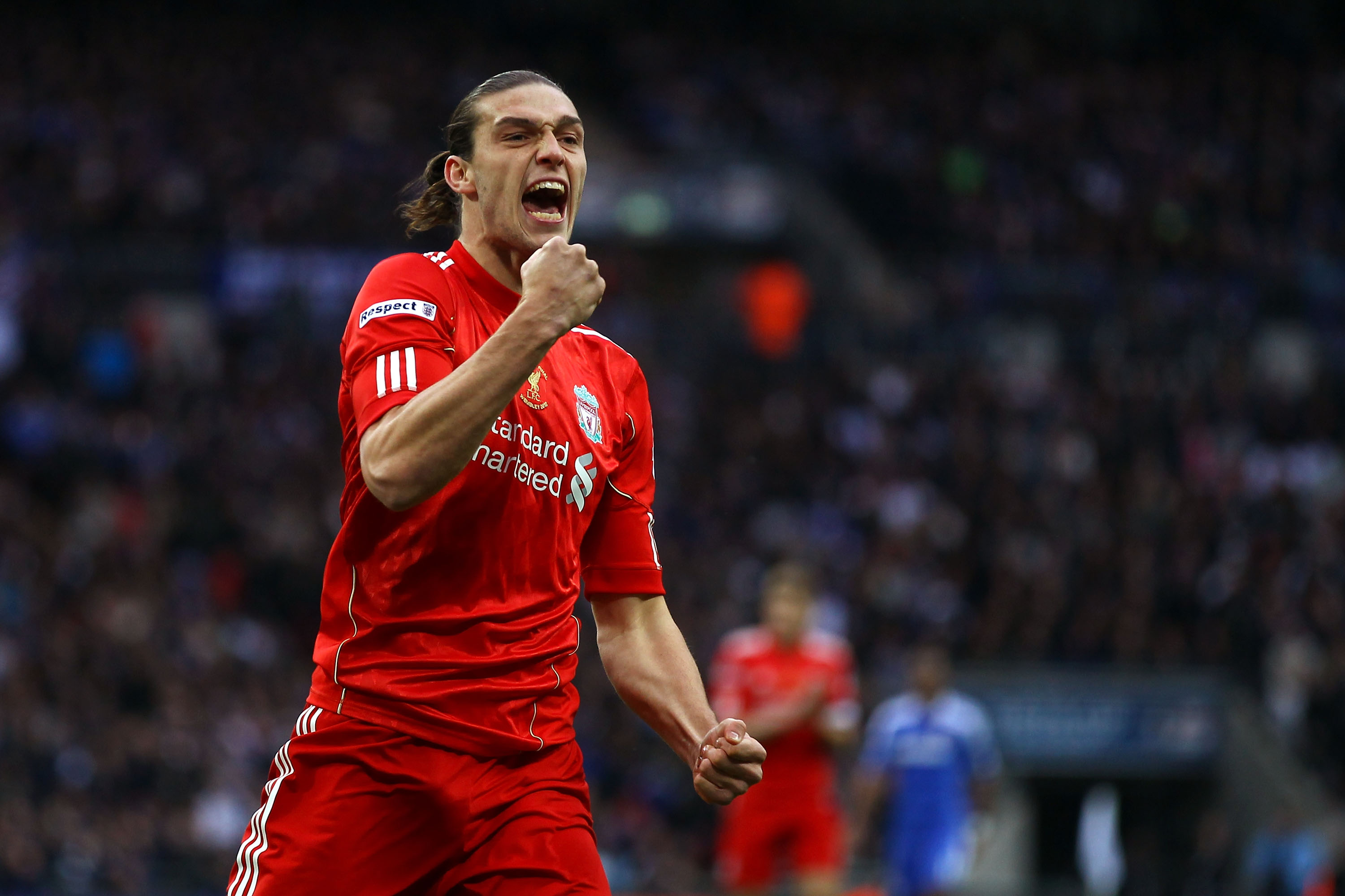 Liverpool news: Andy Carroll admits he only knew two Reds players when he  first moved to Anfield from Newcastle United in 2011 | Goal.com