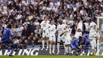 Tottenham - Chelsea 2008