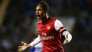Marouane Chamakh Arsenal Premier League