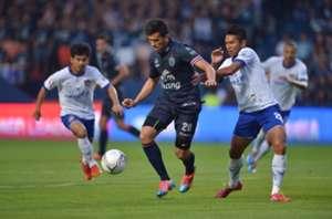 Javier Patino - Buriram United VS Songkhla United - Thai Premier League