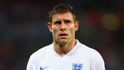 James Milner   England
