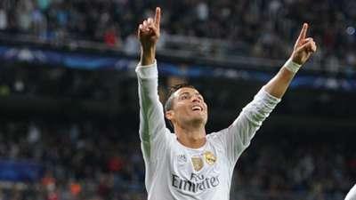 Champions League Real Madrid vs Shakhtar Donetsk Cristiano Ronaldo