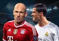 Robben sfida Cristiano Ronaldo