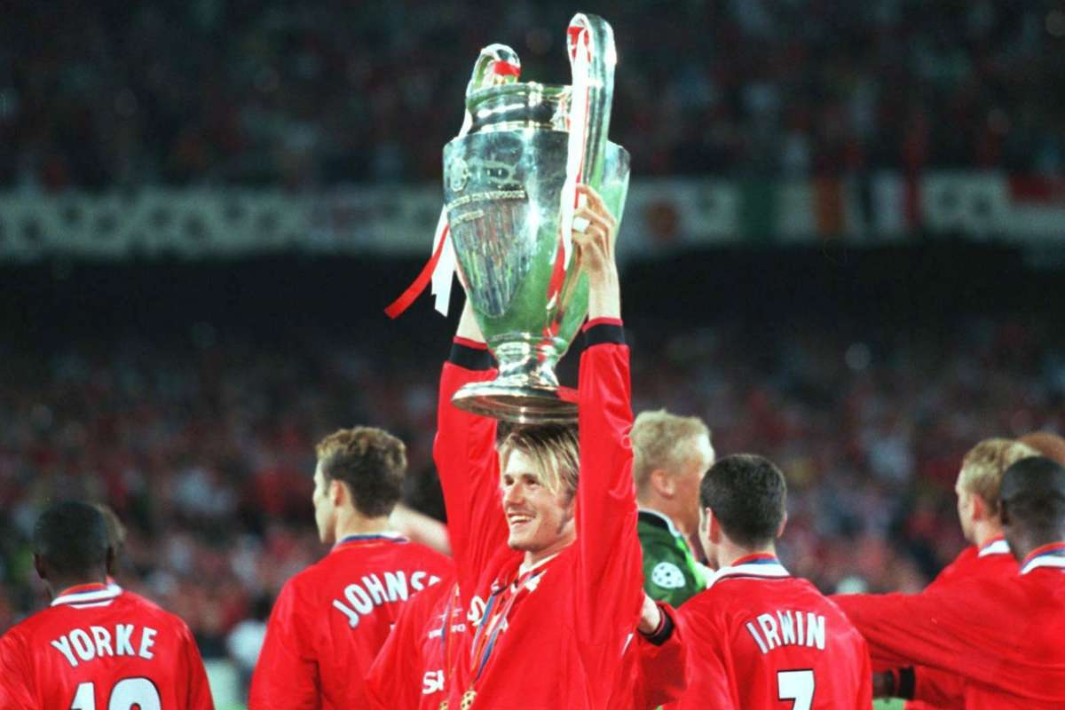 David Beckham news: Man Utd & England legend reveals the one game ...