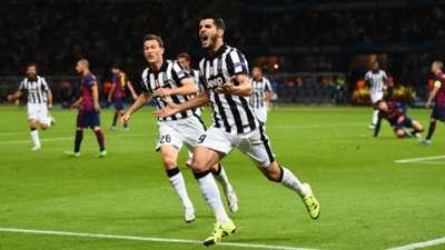 Alvaro Morata Juventus