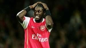Adebayor, Arsenal