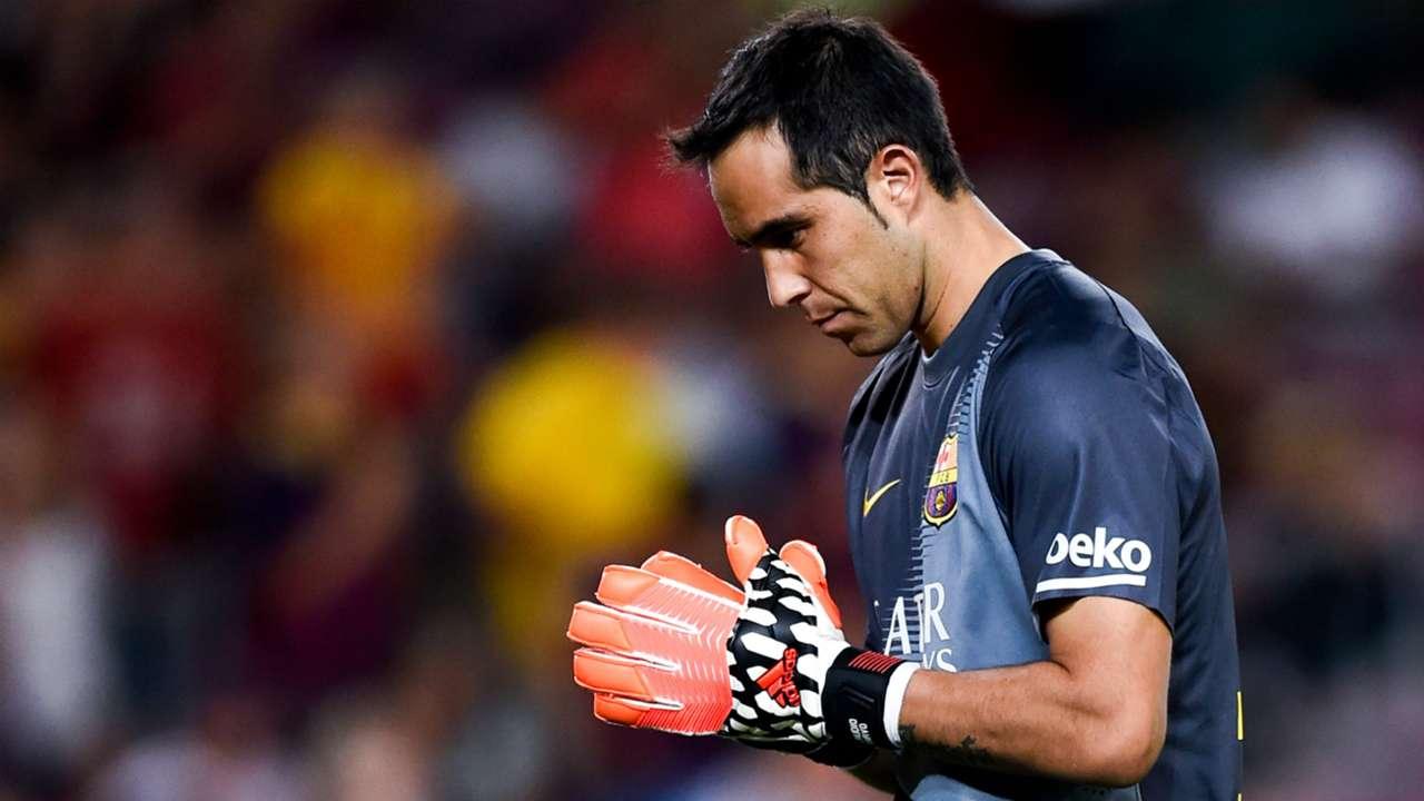 Claudio Bravo | Barcelona
