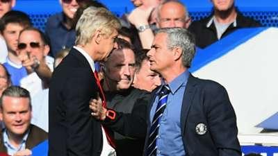 9 HD Arsene Wenger Arsenal Jose Mourinho