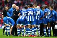 Uwe Rosler and Wigan Athletic