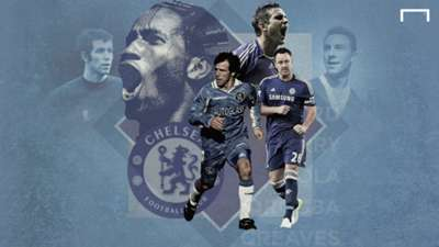 The 20 greatest Chelsea players of all time