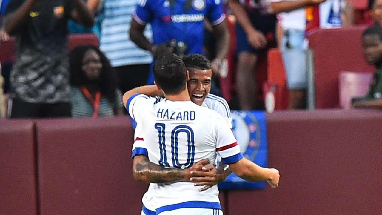 Eden Hazard Chelsea Barcelona International Champions Cup