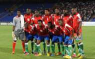 Gambia national team