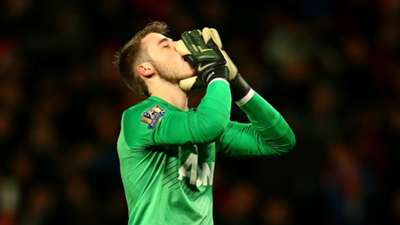 David De Gea's Manchester United Career In Pictures